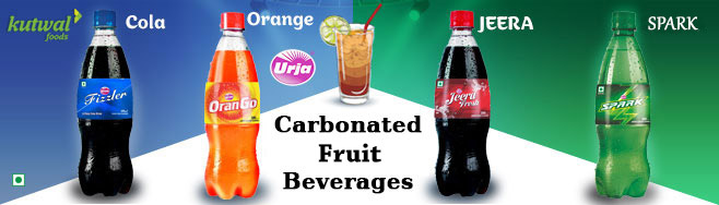 Soft Drinks Industry In India, Urja Soft Drinks, Urja Orange, Urja Spark, Urja Soda